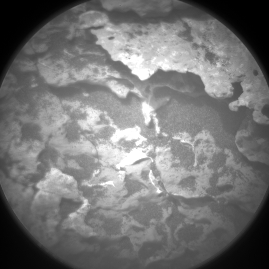 Nasa's Mars rover Curiosity acquired this image using its Chemistry & Camera (ChemCam) on Sol 1646, at drive 3226, site number 61