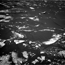 Nasa's Mars rover Curiosity acquired this image using its Left Navigation Camera on Sol 1646, at drive 3232, site number 61