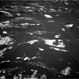 Nasa's Mars rover Curiosity acquired this image using its Left Navigation Camera on Sol 1646, at drive 3250, site number 61