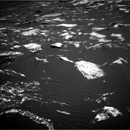 Nasa's Mars rover Curiosity acquired this image using its Left Navigation Camera on Sol 1646, at drive 3286, site number 61
