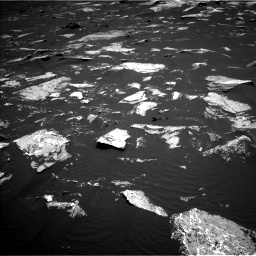Nasa's Mars rover Curiosity acquired this image using its Left Navigation Camera on Sol 1646, at drive 3298, site number 61