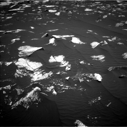 Nasa's Mars rover Curiosity acquired this image using its Left Navigation Camera on Sol 1646, at drive 3340, site number 61