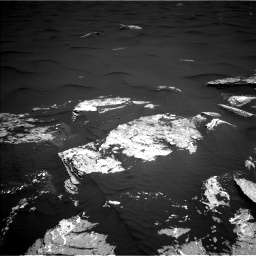 Nasa's Mars rover Curiosity acquired this image using its Left Navigation Camera on Sol 1646, at drive 3478, site number 61