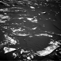 Nasa's Mars rover Curiosity acquired this image using its Right Navigation Camera on Sol 1646, at drive 3238, site number 61