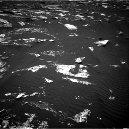 Nasa's Mars rover Curiosity acquired this image using its Right Navigation Camera on Sol 1646, at drive 3250, site number 61