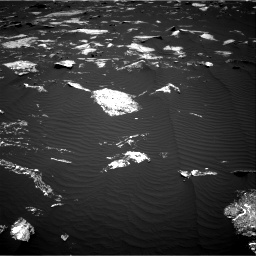 Nasa's Mars rover Curiosity acquired this image using its Right Navigation Camera on Sol 1646, at drive 3280, site number 61