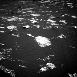 Nasa's Mars rover Curiosity acquired this image using its Right Navigation Camera on Sol 1646, at drive 3286, site number 61