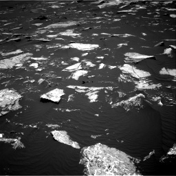 Nasa's Mars rover Curiosity acquired this image using its Right Navigation Camera on Sol 1646, at drive 3298, site number 61
