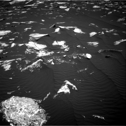 Nasa's Mars rover Curiosity acquired this image using its Right Navigation Camera on Sol 1646, at drive 3304, site number 61