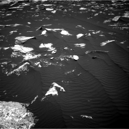 Nasa's Mars rover Curiosity acquired this image using its Right Navigation Camera on Sol 1646, at drive 3334, site number 61