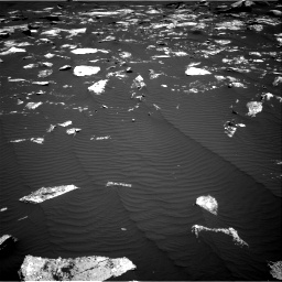 Nasa's Mars rover Curiosity acquired this image using its Right Navigation Camera on Sol 1646, at drive 3364, site number 61