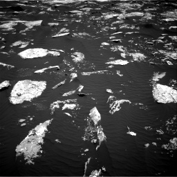 Nasa's Mars rover Curiosity acquired this image using its Right Navigation Camera on Sol 1646, at drive 3388, site number 61