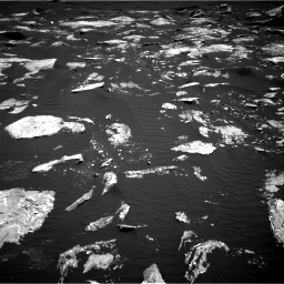 Nasa's Mars rover Curiosity acquired this image using its Right Navigation Camera on Sol 1646, at drive 3394, site number 61