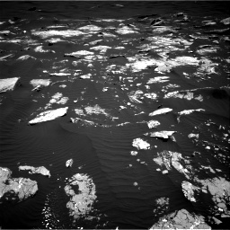 Nasa's Mars rover Curiosity acquired this image using its Right Navigation Camera on Sol 1646, at drive 3406, site number 61