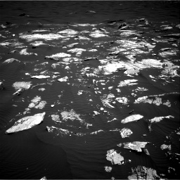 Nasa's Mars rover Curiosity acquired this image using its Right Navigation Camera on Sol 1646, at drive 3412, site number 61