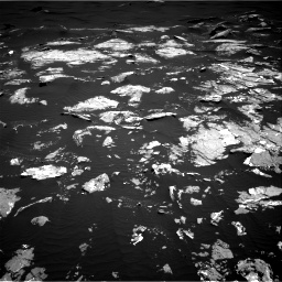 Nasa's Mars rover Curiosity acquired this image using its Right Navigation Camera on Sol 1646, at drive 3424, site number 61