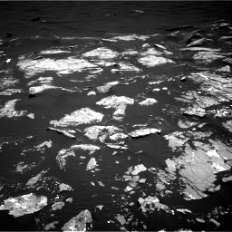 Nasa's Mars rover Curiosity acquired this image using its Right Navigation Camera on Sol 1646, at drive 3430, site number 61