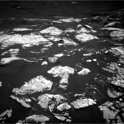 Nasa's Mars rover Curiosity acquired this image using its Right Navigation Camera on Sol 1646, at drive 3442, site number 61