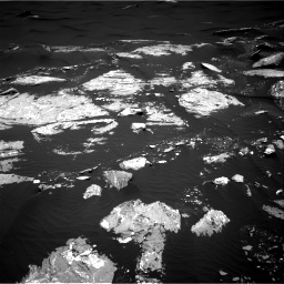 Nasa's Mars rover Curiosity acquired this image using its Right Navigation Camera on Sol 1646, at drive 3448, site number 61