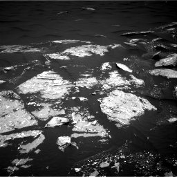 Nasa's Mars rover Curiosity acquired this image using its Right Navigation Camera on Sol 1646, at drive 3460, site number 61