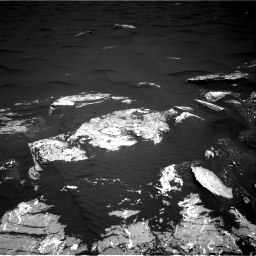 Nasa's Mars rover Curiosity acquired this image using its Right Navigation Camera on Sol 1646, at drive 3472, site number 61