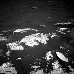 Nasa's Mars rover Curiosity acquired this image using its Right Navigation Camera on Sol 1646, at drive 3478, site number 61