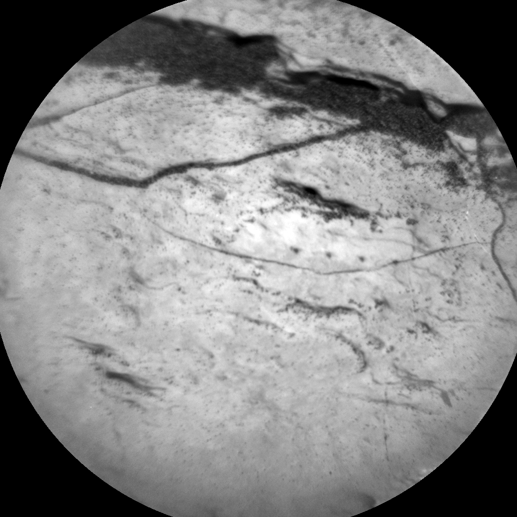 Nasa's Mars rover Curiosity acquired this image using its Chemistry & Camera (ChemCam) on Sol 1647, at drive 0, site number 62