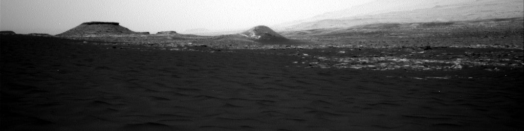 Nasa's Mars rover Curiosity acquired this image using its Right Navigation Camera on Sol 1648, at drive 0, site number 62