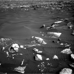 Nasa's Mars rover Curiosity acquired this image using its Right Navigation Camera on Sol 1648, at drive 30, site number 62