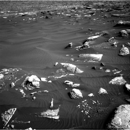 Nasa's Mars rover Curiosity acquired this image using its Right Navigation Camera on Sol 1648, at drive 36, site number 62