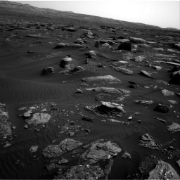 Nasa's Mars rover Curiosity acquired this image using its Right Navigation Camera on Sol 1648, at drive 60, site number 62