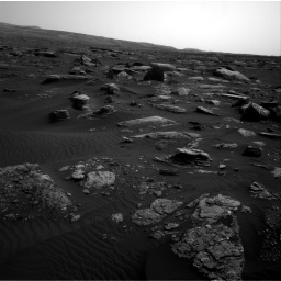 Nasa's Mars rover Curiosity acquired this image using its Right Navigation Camera on Sol 1648, at drive 78, site number 62