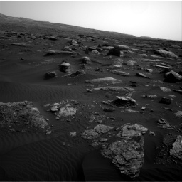 Nasa's Mars rover Curiosity acquired this image using its Right Navigation Camera on Sol 1648, at drive 96, site number 62