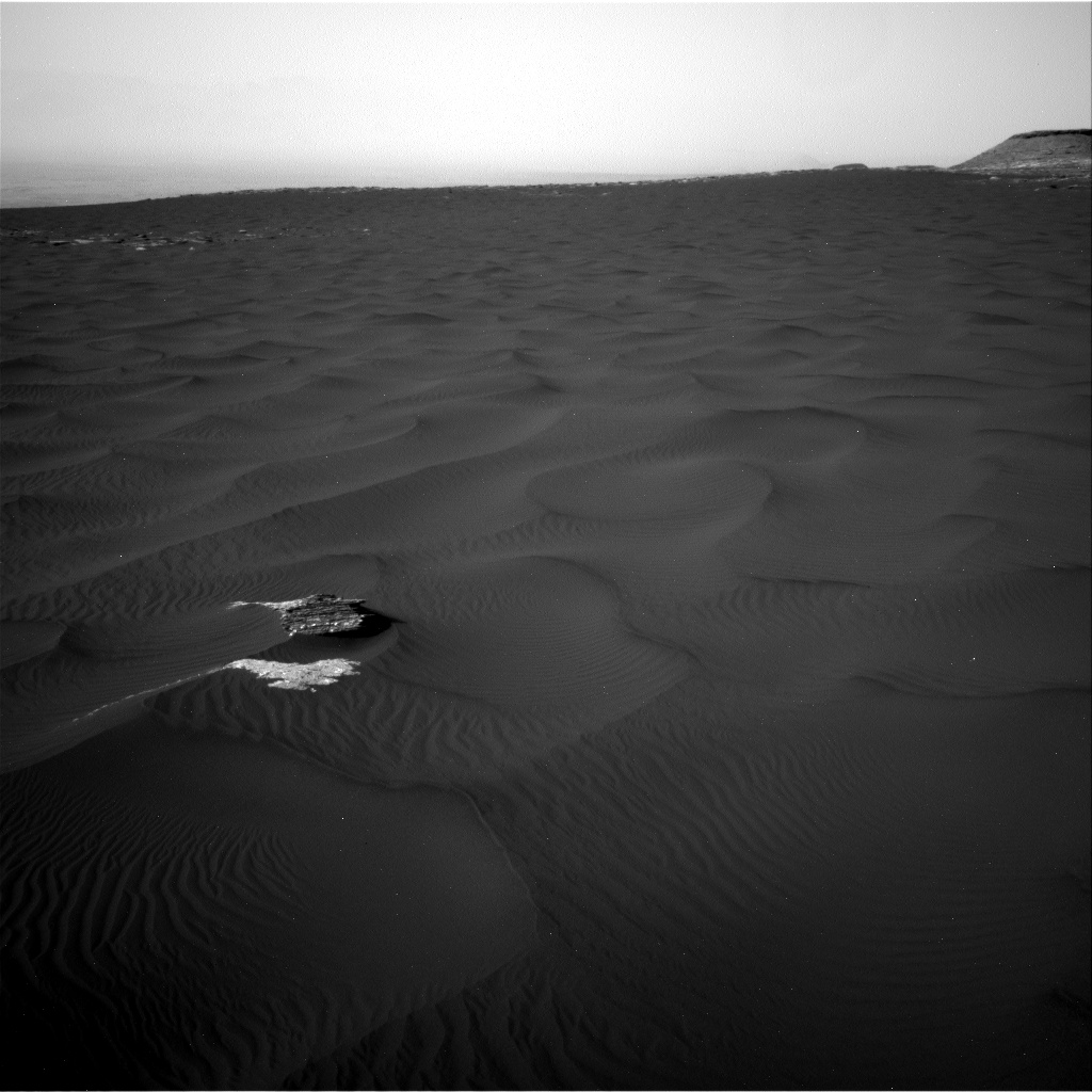 Nasa's Mars rover Curiosity acquired this image using its Right Navigation Camera on Sol 1648, at drive 108, site number 62