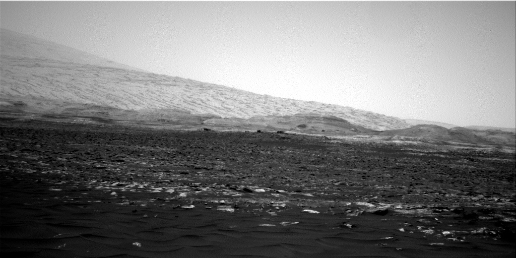 Nasa's Mars rover Curiosity acquired this image using its Right Navigation Camera on Sol 1653, at drive 108, site number 62