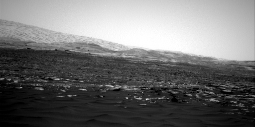 Nasa's Mars rover Curiosity acquired this image using its Right Navigation Camera on Sol 1658, at drive 108, site number 62