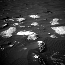 Nasa's Mars rover Curiosity acquired this image using its Left Navigation Camera on Sol 1659, at drive 162, site number 62