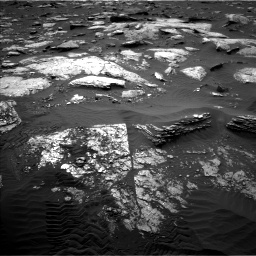 Nasa's Mars rover Curiosity acquired this image using its Left Navigation Camera on Sol 1659, at drive 192, site number 62