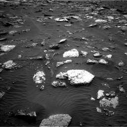 Nasa's Mars rover Curiosity acquired this image using its Left Navigation Camera on Sol 1659, at drive 294, site number 62