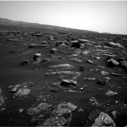 Nasa's Mars rover Curiosity acquired this image using its Right Navigation Camera on Sol 1659, at drive 114, site number 62