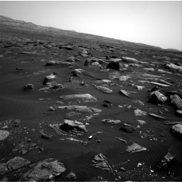 Nasa's Mars rover Curiosity acquired this image using its Right Navigation Camera on Sol 1659, at drive 120, site number 62