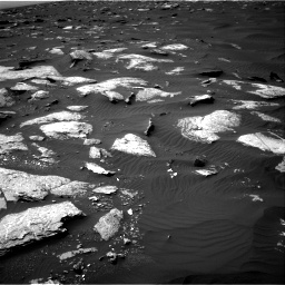 Nasa's Mars rover Curiosity acquired this image using its Right Navigation Camera on Sol 1659, at drive 150, site number 62