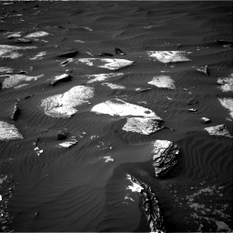 Nasa's Mars rover Curiosity acquired this image using its Right Navigation Camera on Sol 1659, at drive 156, site number 62
