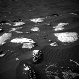 Nasa's Mars rover Curiosity acquired this image using its Right Navigation Camera on Sol 1659, at drive 162, site number 62