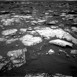 Nasa's Mars rover Curiosity acquired this image using its Right Navigation Camera on Sol 1659, at drive 168, site number 62