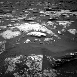 Nasa's Mars rover Curiosity acquired this image using its Right Navigation Camera on Sol 1659, at drive 180, site number 62