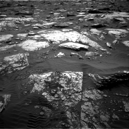 Nasa's Mars rover Curiosity acquired this image using its Right Navigation Camera on Sol 1659, at drive 216, site number 62