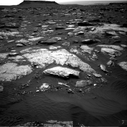 Nasa's Mars rover Curiosity acquired this image using its Right Navigation Camera on Sol 1659, at drive 228, site number 62