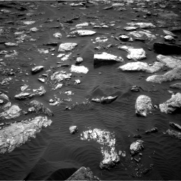 Nasa's Mars rover Curiosity acquired this image using its Right Navigation Camera on Sol 1659, at drive 264, site number 62