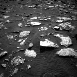 Nasa's Mars rover Curiosity acquired this image using its Right Navigation Camera on Sol 1659, at drive 276, site number 62
